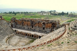 Theatre in Hierapolis