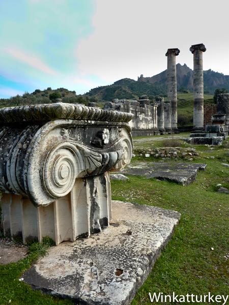 Sardis, templo_artemisa