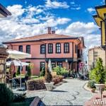 Ottoman houses in Eskisehir