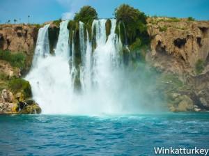 Duden Falls. Antalya