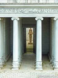 Templo de Artemisa en Miniaturk