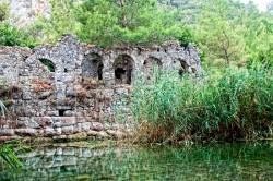 Ruinas I Olympos