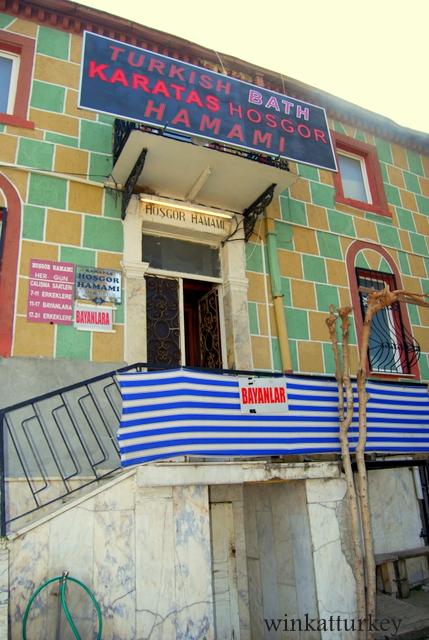 hamam tradicional en Izmir