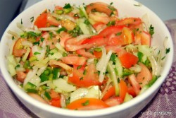 Çoban salad