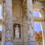 Ephesus. Celso library