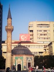 Mezquita de Konak. Izmir