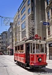 Istiklal tram