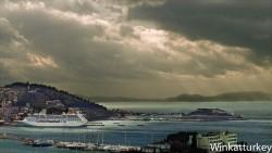 Crucero en Kusadasi