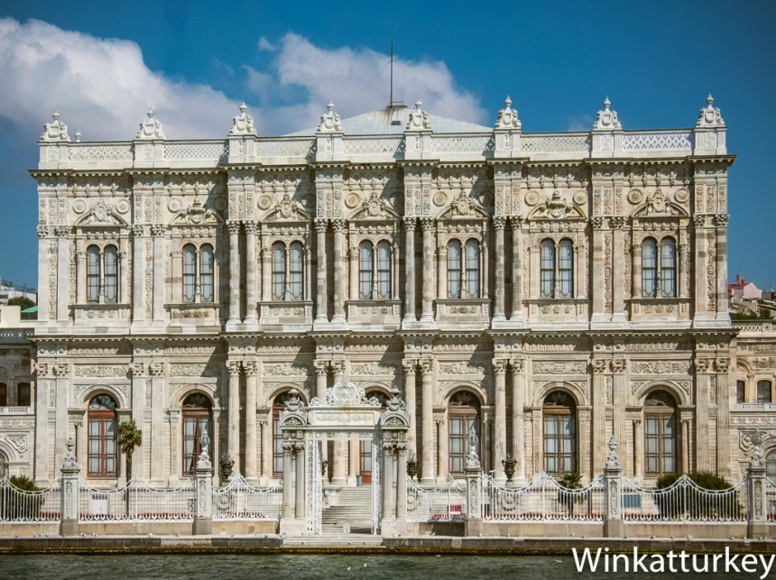 Palacio de Dolmabahce-1